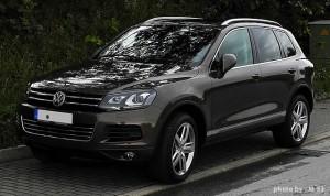 VW・トゥアレグ